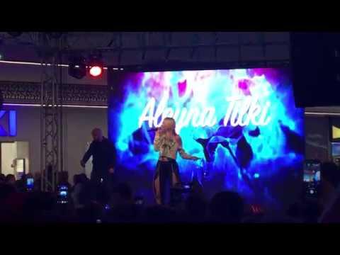 Canlı Performans | Aleyna Tilki - Dipsiz Kuyum ( İzmir Westpark )