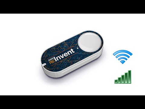 AWS IoT Button Wireless Setup