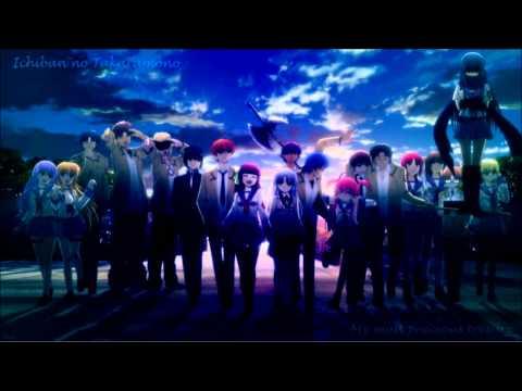 Angel Beats! - Ichiban no Takaramono (Full) [HD/HQ] {Ending #2}
