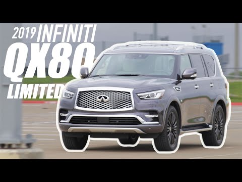 2019 Infiniti QX80 Limited - Another Step Up In Luxury & Looks