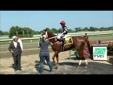 video thumbnail for MONMOUTH PARK 7-28-19 RACE 8