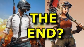 Why is PUBG being KILLED by Fortnite Battle Royale?