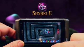Sparkle  Symbian^3 gameplay trailer