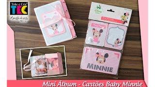 Kit Cartões para Scrap Momentos Disney - Toke e Crie - COMPARTILHE!!!
