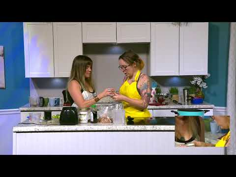 Feed Me Vegan Episode 34 - Good Vibrations with Mary Bue!