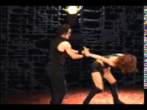 Federation of Martial Arts: Shang Tsung vs Siann - Round 2