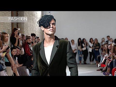 SONYA MONINA Spring Summer 2019 Ukrainian FW - Fashion Channel