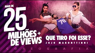 Que Tiro Foi Esse - Jojo Maronttinni (JoJo Todynho) | FitDance TV (Coreografia) Dance Video