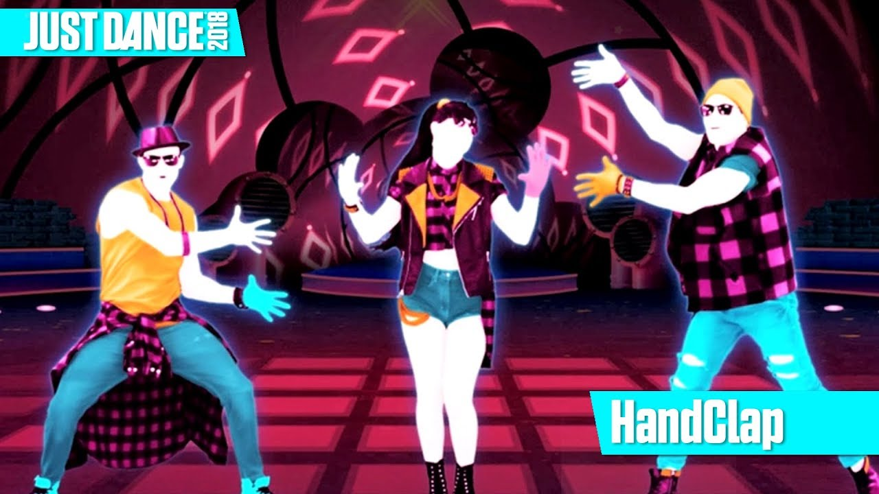 Handclap Just Dance 2018 Youtube Don't miss the new trailer for upcoming. handclap just dance 2018