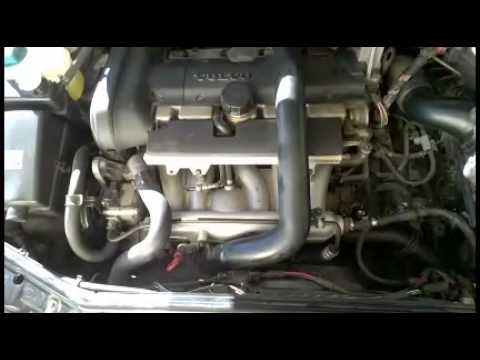 2001 Volvo V70 ETM cleaning gone wrong - YouTube