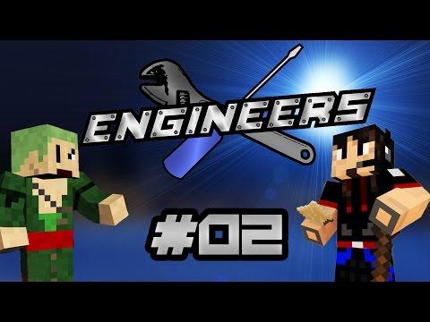 Engineers • #02 • Die ersten Ziele sind gesetzt! • • Minecraft ENGINEERS   Hosencorp   Nephias