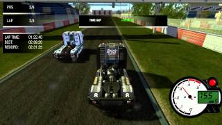 World Truck Racing Gameplay First Look PC HD