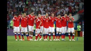 Сборная России по футболу-ЧМ2018. Путь к Чемпионству