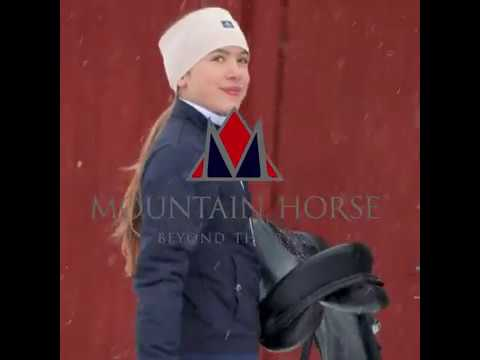 Mountain Horse Vermont Lace High Rider Boot
