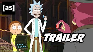 Rick and Morty Season 4 Episode 6 Trailer - Evil Morty and Easter Eggs Breakdown