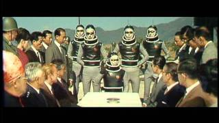 Invasion of Astro-Monster (1965) - Theatrical Trailer