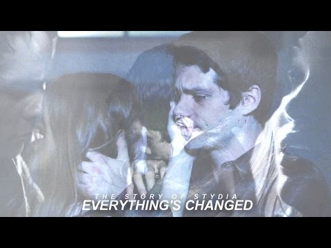 the history of stydia l everything's changed (1x01 - 6x10)