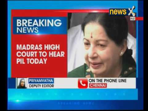 PIL seeks to 'nationalise' assets of late Tamil Nadu CM Jayalalitha