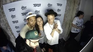 Fuel Your Dream - Macklemore and Ryan Lewis Pizza Party