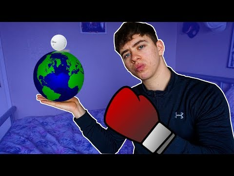 Why BOXING is great for GOLF!!| + I'm Travelling the World Playing Golf!!