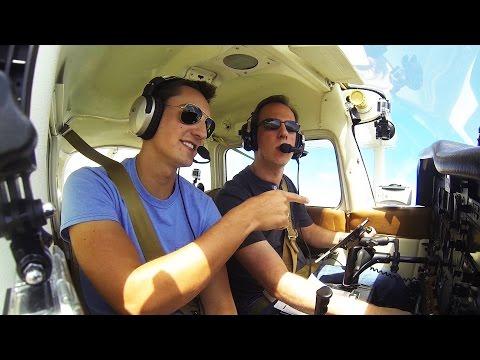 Fredericksburg to San Marcos | Cessna 172 | ATC Audio