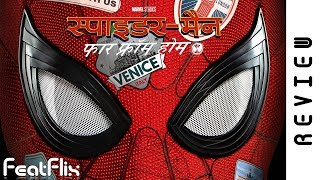 Spider-Man - Far from Home (2019) Action, Adventure, Sci-Fi Movie Review In Hindi | FeatFlix