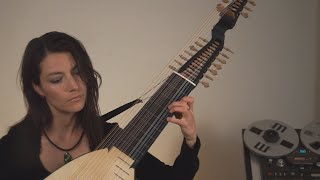 Jacques Gallot, Les Larmes, Anna Kowalska - lute, www.luteduo.com