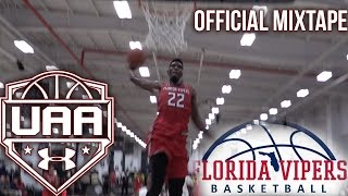 Florida Vipers OFFICIAL New York Mixtape! UAA Session 1
