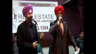 Punjabi Geetkar Manch California 1st Annual Cultural Event In Bakersfield California Part 4