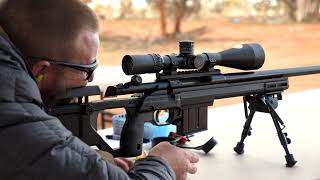 Precision Shooting Australia long range course, 7 May 2021