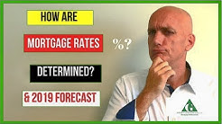 How Are Mortgage Rates Determined - 2019 Interest Rate Forecast