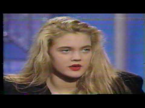 1990 Drew Barrymore interviews (Oprah and Arsenio Hall ...