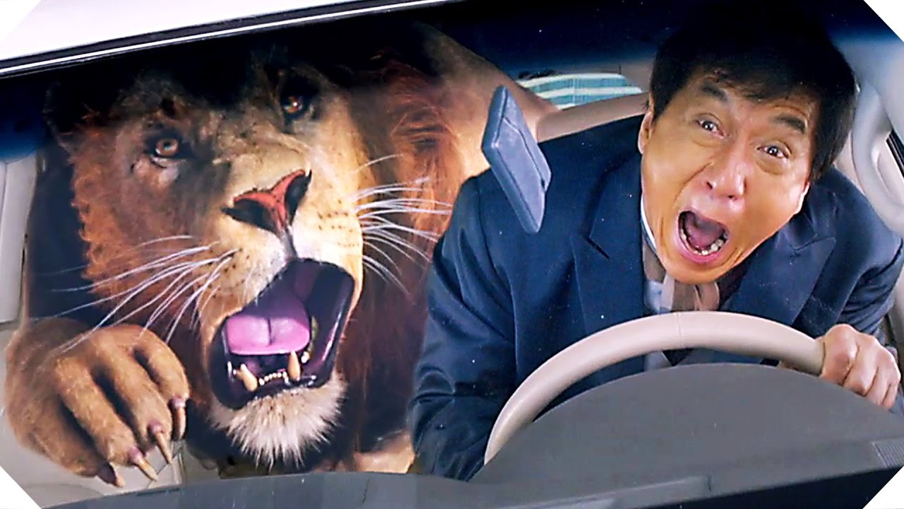 KUNG FU YOGA (Jackie Chan Comedy, 2017) - TRAILER - YouTube