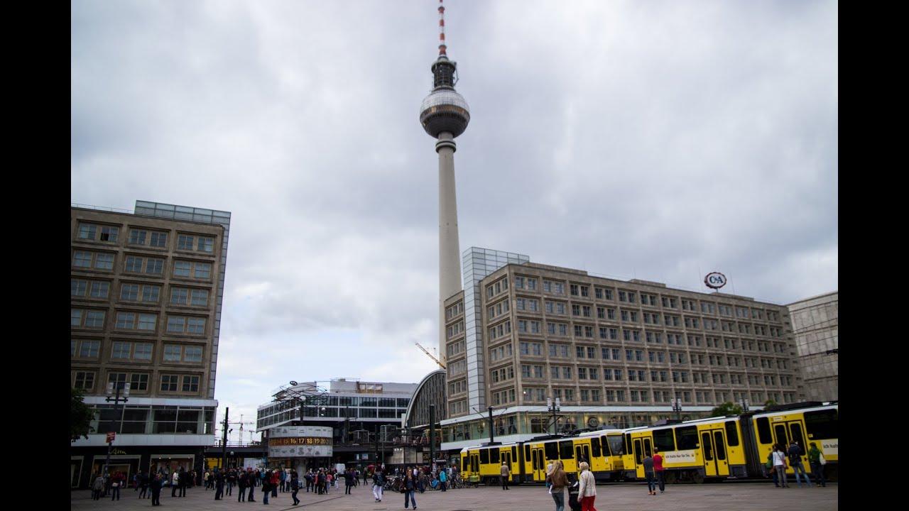 Demo In Berlin Youtube