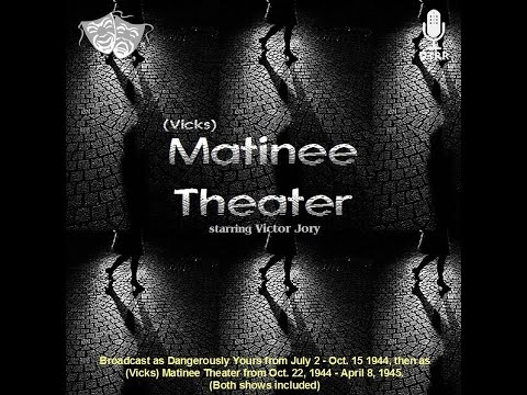Vicks Matinee Theater - Love Story of Elizabeth Barrett And Robert Browning