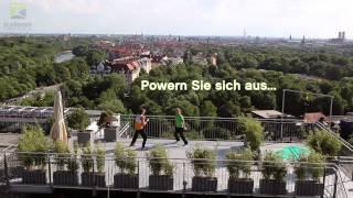 Elsässer Training im Hilton Munich Park