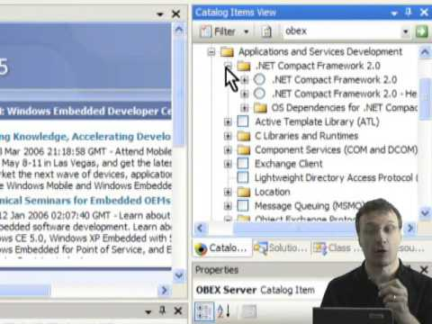Managed Application Development For Windows Embedded CE 6.0