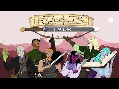 "The Bards' Tale S02E07 - ""Logistics Management"" D&D, Dungeons & Dragons, DnD game"