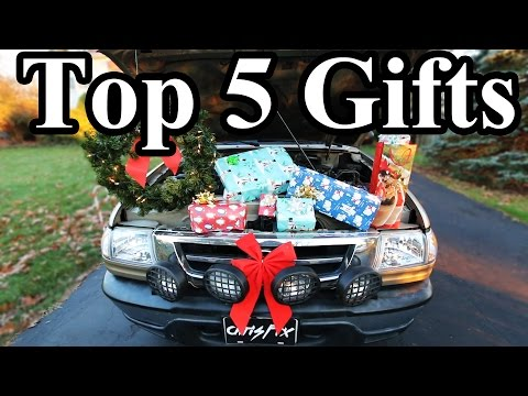 Top 5 Christmas Gift Ideas for Car Guys