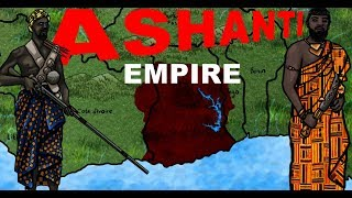 History of the Ashanti Empire , (Ghana Africa)