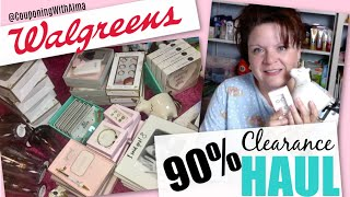 Huge.. Walgreens 90% Clearance Stock Up On Gifts Haul
