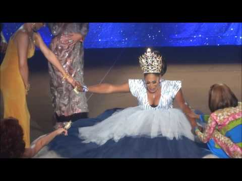 EOY '14- Raquell Lord's Final number as Current Reigning Miss E O Y