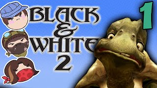 Black & White 2: Turtle Power! - PART 1 - Steam Train