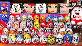 51 Mashems Fashems and Egg Surprises