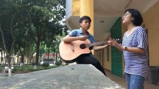 Stronger-Cover By DO BINH MINH ft Thang Nguyen guitar