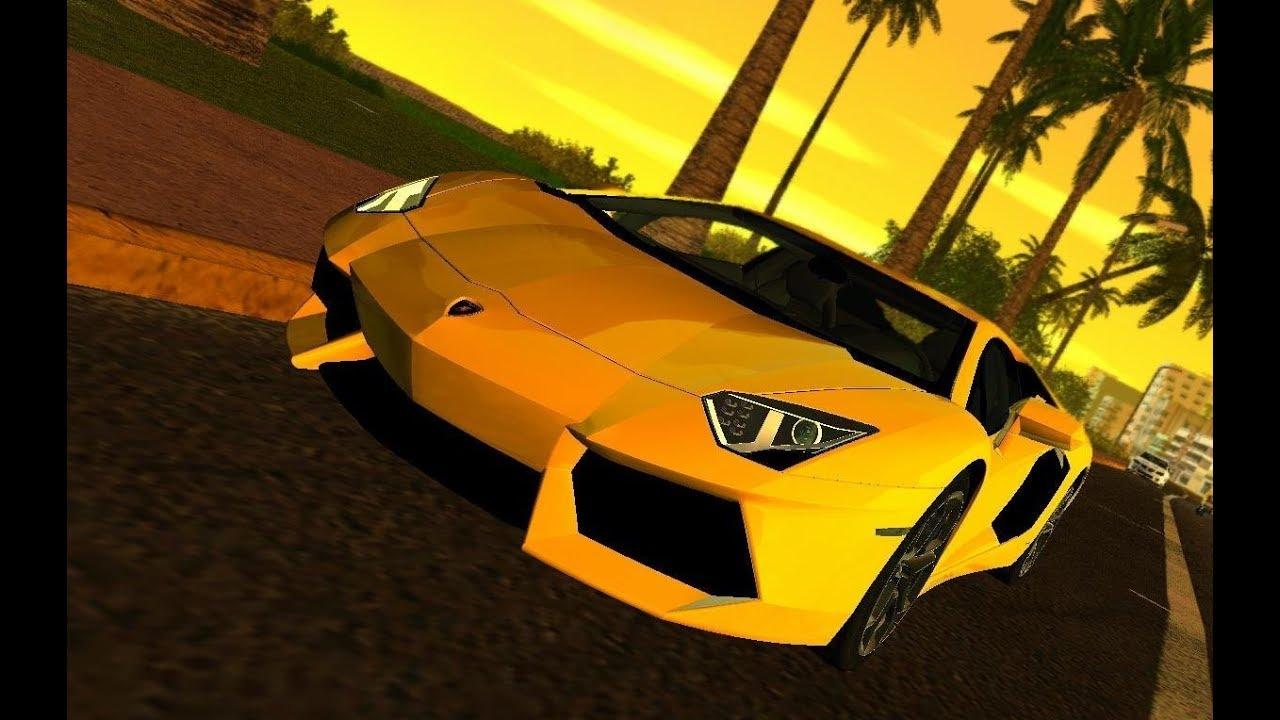 Gta Vice City How To Get A Lamborghini Cheat Code Youtube
