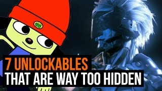 Video 7 unlockables that were way too hidden in great games download MP3, 3GP, MP4, WEBM, AVI, FLV Juli 2018