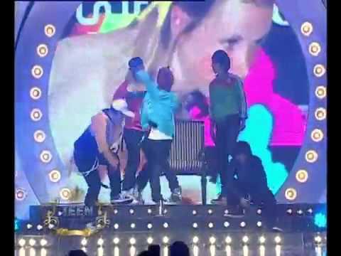SMROOKIES TEN - Justin Bieber - Baby ft. Ludacris @ Teen Superstar Week 3