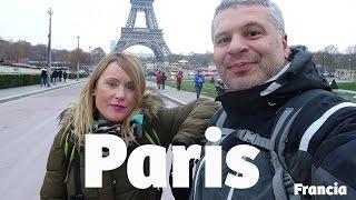 Como subir a la Torre Eiffel (y comer pizzas argentinas) - Paris en Metro #1