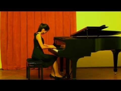 J.S.Bach-Prelude&Fugue c moll  Marina Simeonova